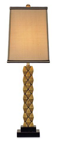 Currey & Company - Debonair Table Lamp - 6142