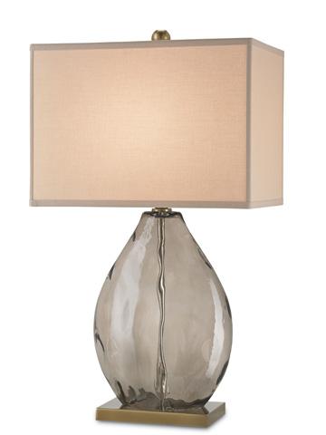 Currey & Company - Brooke Table Lamp - 6450