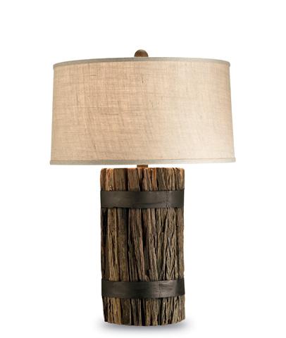 Currey & Company - Wharf Table Lamp - 6521