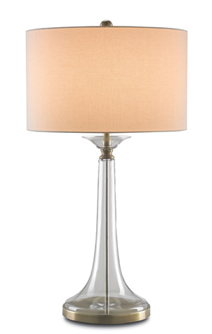Currey & Company - Grandview Table Lamp - 6635