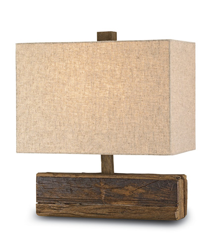 Currey & Company - Structure Table Lamp - 6774
