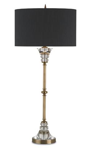 Currey & Company - Encore Table Lamp - 6818