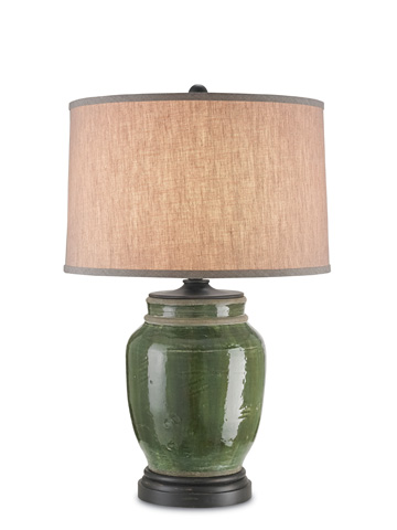 Currey & Company - Carver Table Lamp - 6827