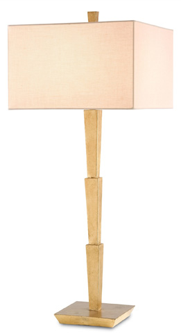 Currey & Company - Darsey Table Lamp - 6996