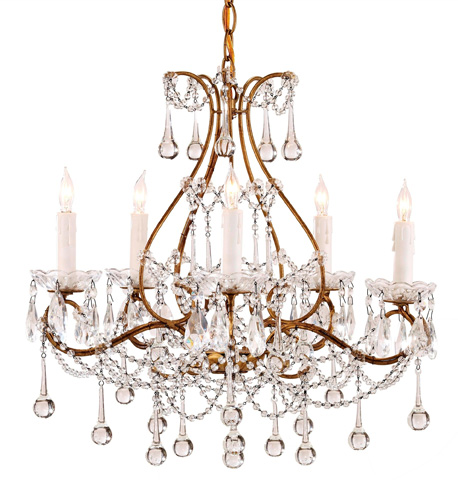 Currey & Company - Paramour Chandelier - 9008