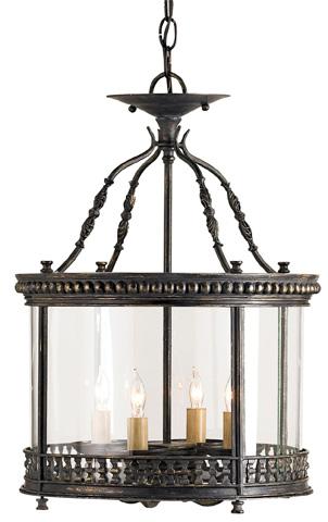 Currey & Company - Grayson Ceiling Lantern - 9045
