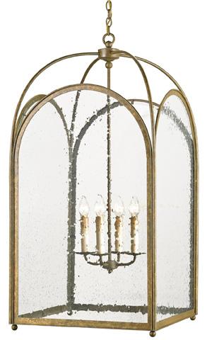 Currey & Company - Large Loggia Lantern - 9075