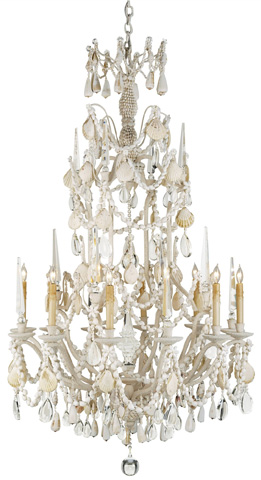 Currey & Company - Buttermere Chandelier - 9085