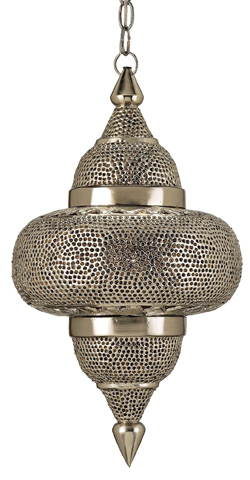 Currey & Company - Tangiers Pendant - 9103