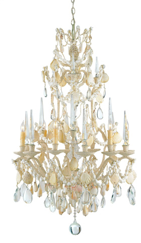 Currey & Company - Buttermere Chandelier - 9162