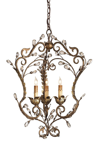 Currey & Company - Melody Chandelier - 9225