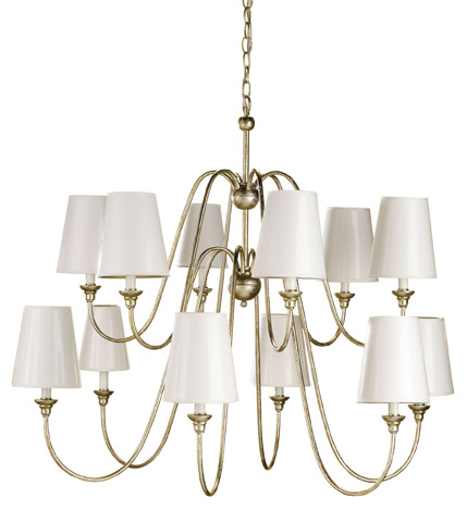 Currey & Company - Orion Chandelier - 9289