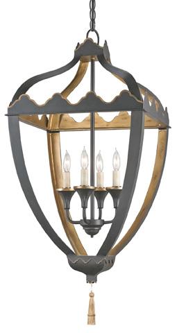 Currey & Company - Beaumont Lantern - 9341