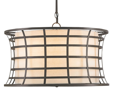 Currey & Company - Coleville Chandelier - 9363