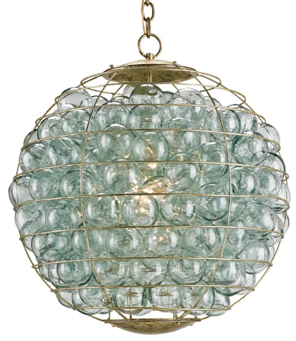 Currey & Company - Pastiche Orb Chandelier - 9395