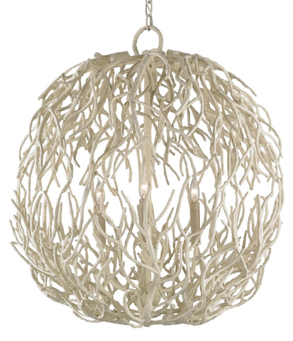 Currey & Company - Eventide Sphere Chandelier - 9501