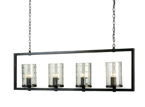 Currey & Company - Longhope Chandelier - 9742