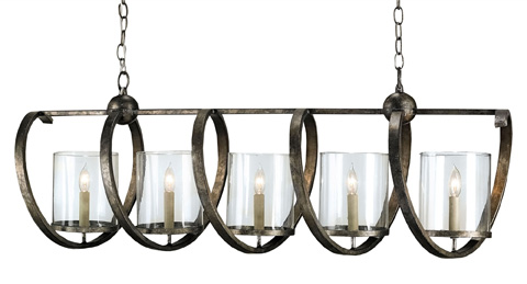 Image of Maximus Rectangular Chandelier