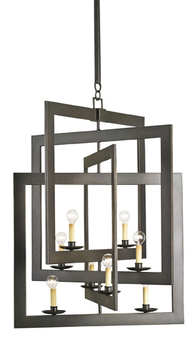 Currey & Company - Middleton Chandelier - 9927