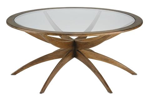 Currey & Company - Ellen Coffee Table - 3231