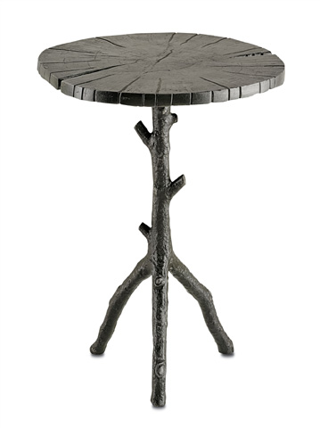 Currey & Company - Swinley Occasional Table - 4171