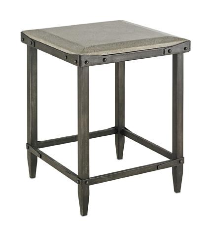 Currey & Company - Elemental Side Table - 4182