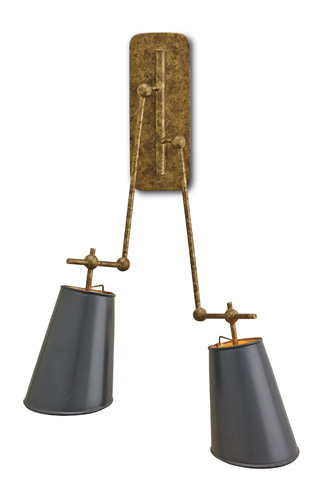 Currey & Company - Jean-Louis Wall Sconce - 5176