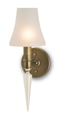 Currey & Company - Kennedy Wall Sconce - 5201