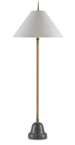 Currey & Company - Calabash Console Lamp - 6225