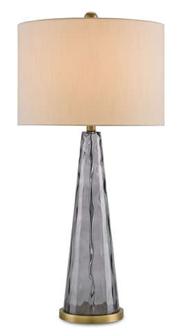 Currey & Company - Hydra Table Lamp - 6544