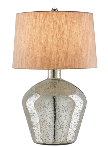 Currey & Company - Asterisk Table Lamp - 6643