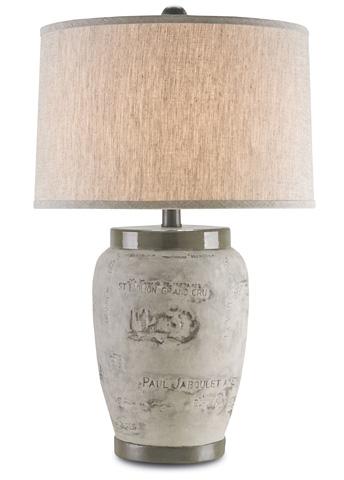Currey & Company - Madura Table Lamp - 6778