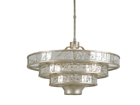 Currey & Company - Frappé Chandelier - 9597