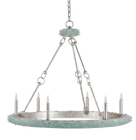 Currey & Company - Tidewater Chandelier - 9870