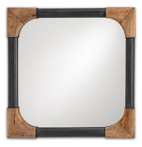 Currey & Company - Nash Mirror - 1105