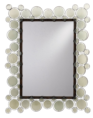 Currey & Company - Fiona Mirror - 1107