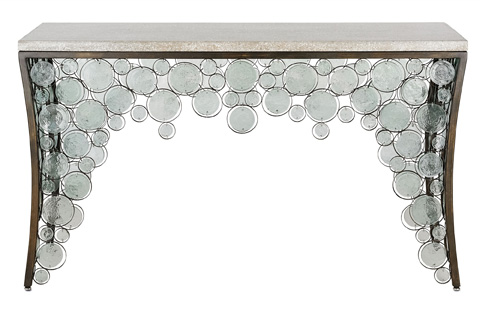 Currey & Company - Fiona Console Table - 4191