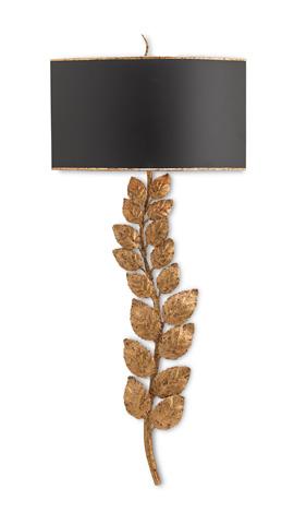 Currey & Company - Birdwood Wall Sconce - 5221