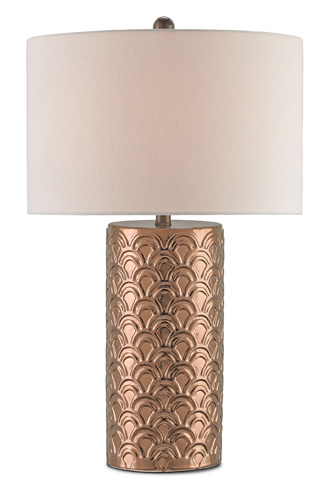 Currey & Company - Babel Table Lamp - 6001