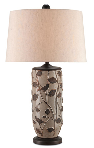 Currey & Company - Woodcliffe Table Lamp - 6358