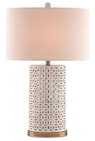 Currey & Company - Bellemeade Table Lamp - 6925