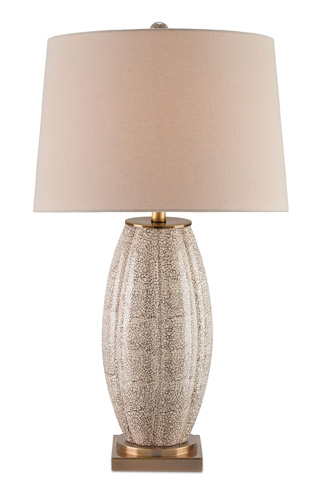 Currey & Company - Mizzle Table Lamp - 6936