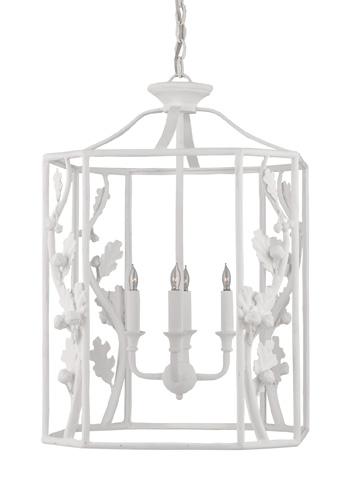Currey & Company - Birdsong Lantern - 9602