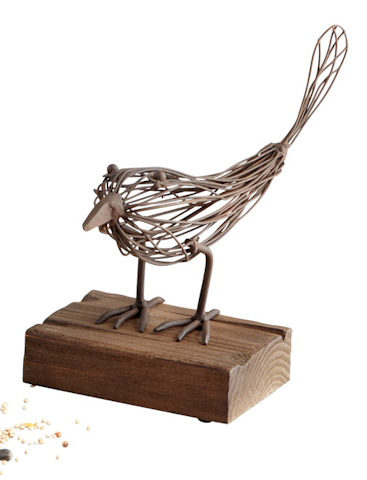 Cyan Designs - Small Birdy Scultpure - 05060