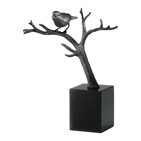 Cyan Designs - Sparrow on Branches - 02285