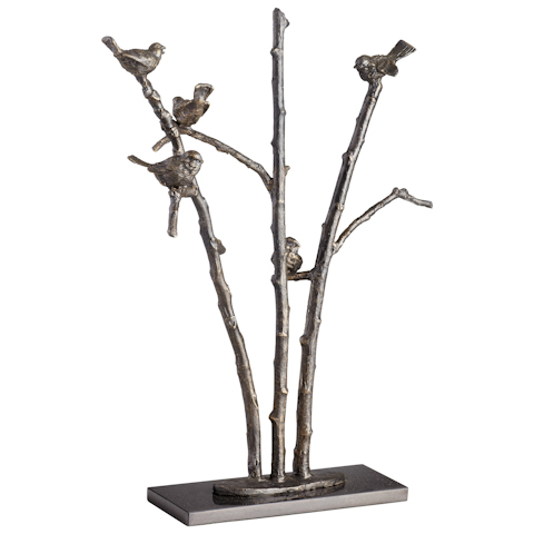 Cyan Designs - Perch Sculpture - 05045