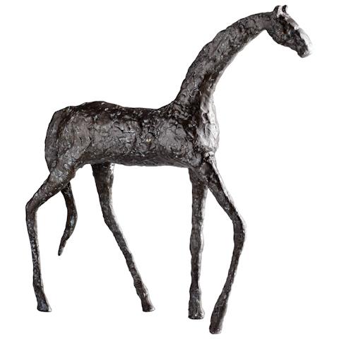 Cyan Designs - Walking Horse Scuplture - 00433