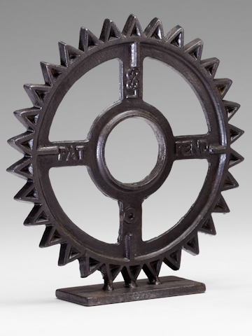 Image of Gear Sculpture