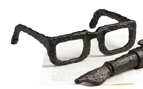 Image of Sculptured Spectacles