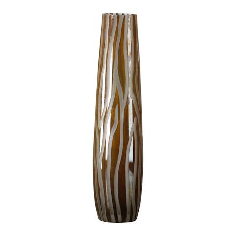 Cyan Designs - Medium Cafe Etched Vase - 02147
